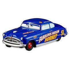 Машинка Док Хадсон Хорнед (Doc as Hudson Hornet) - Тачки (Cars), Disney