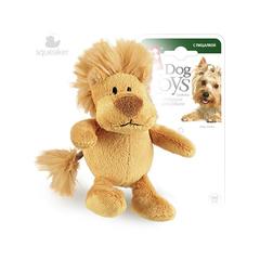 Gigwi игрушка для собак Лев с пищалкой 10 см