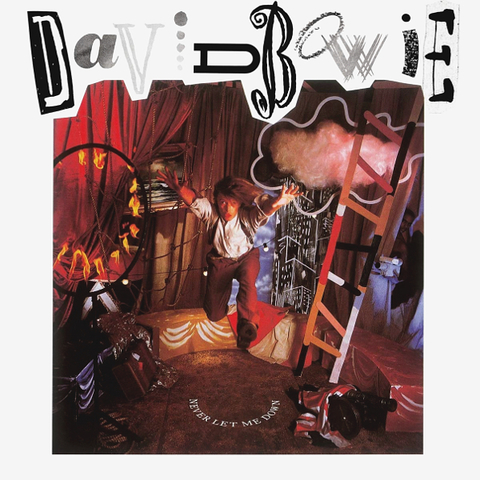 David Bowie / Never Let Me Down (CD)