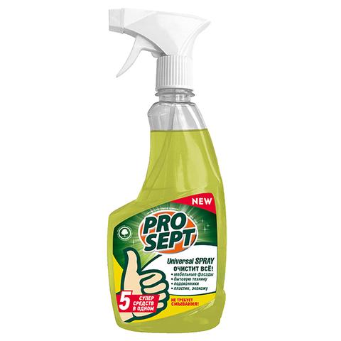 Prosept Universal Spray/Просепт Юниверсал Спрей универсальное моющее и чистящее средство