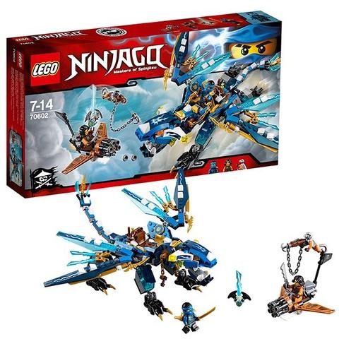 LEGO: Дракон Джея 70602