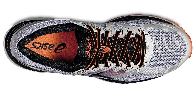 Мужские беговые кроссовки Асикс GT-2000 4 (T606N 0190) белые