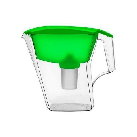 Водоочиститель Кувшин модель Аквафор Лайн (зеленый)