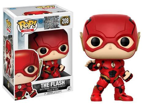 Фигурка Funko POP! Vinyl: DC: Justice League: Flash 13488