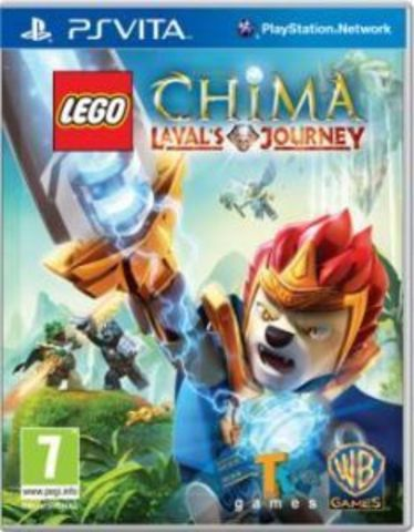 PS Vita LEGO Legends of Chima: Laval's Journey