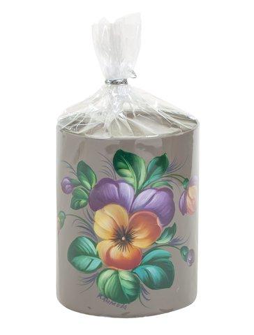 Свеча ароматизированная с натуральным воском CA010219004