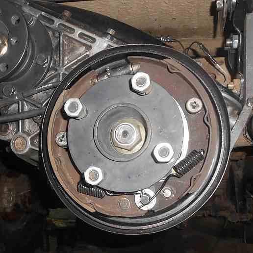 Ремонт стояночного тормоза УАЗ Хантер фото-1