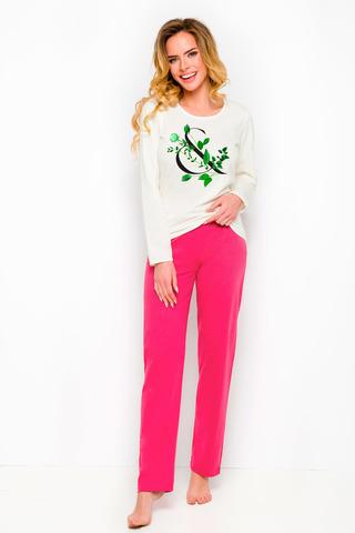 Пижама 8W Sylwia 286 Dark Pink Taro