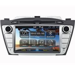 Штатная магнитола для Hyundai ix35 10-13 Incar AHR-2486