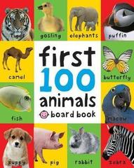 Animals : First 100 Soft To Touch