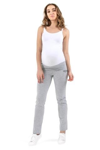 Брюки для беременных 08078 серый