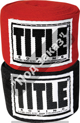 Бинты TITLE BOXING® TRADITIONAL WEAVE HAND WRAPS