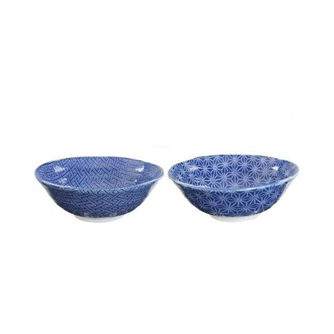 Набор чаш 2 шт Tokyo Design Studio Nippon Blue 8646