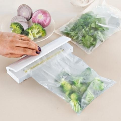Прибор Секунда для запаивания пакетов в домашних условиях, чтобы пр...
