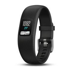 Фитнес-браслет Garmin Vivofit 4 Черный (большого размера) 010-01847-03
