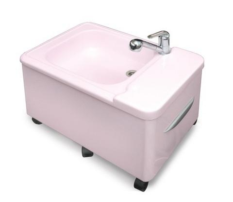 Ванна педикюрная передвижная