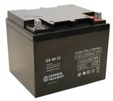 Аккумулятор General Security GS 40-12 ( GS12-40 ) ( 12V 40Ah / 12В 40Ач ) - фотография