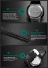 Часы SKMEI 1219 - Черный + Серый
