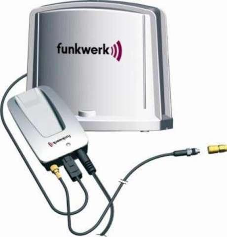 Всенаправленная Активная антенна Novero 3G-UMTS/GSM-900/1800 для усиления сигнала 3G модемов