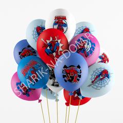 """Воздушные шары """"Человек паук"""""""