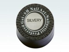 Гель SH Elasticity SILVER (эластичный, серебряный) 5мл.(Паутинка)