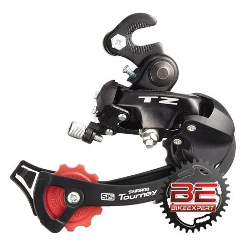 Задний переключатель скоростей Shimano Tourney TZ50