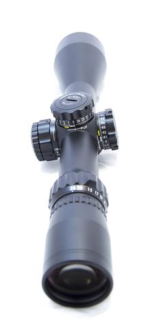 Оптический прицел March 2.5-25x52 Illuminated MTR-4 Reticle # D25V52TI