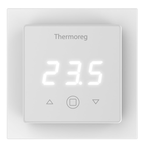 Терморегулятор для теплого пола. Thermoreg TI-300
