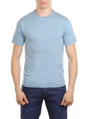 5111-2 футболка мужская, синяя