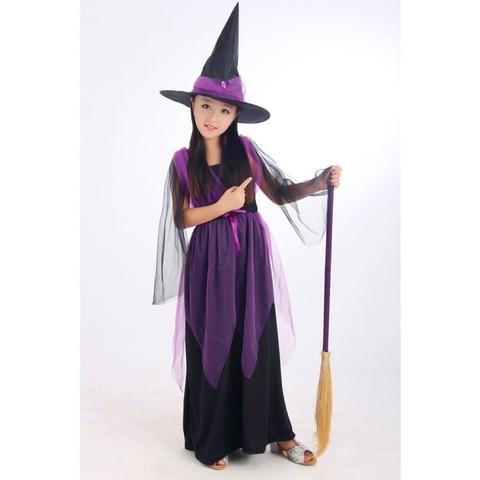 Костюм детский Ведьмочка — Witch costume kids