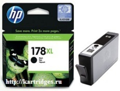 Картридж Hewlett-Packard (HP) CN684HE №178XL