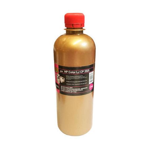 Тонер пурпурный для HP Color LaserJet M551, M570, M651, M252, M277. MKI Chemical - 140 г.