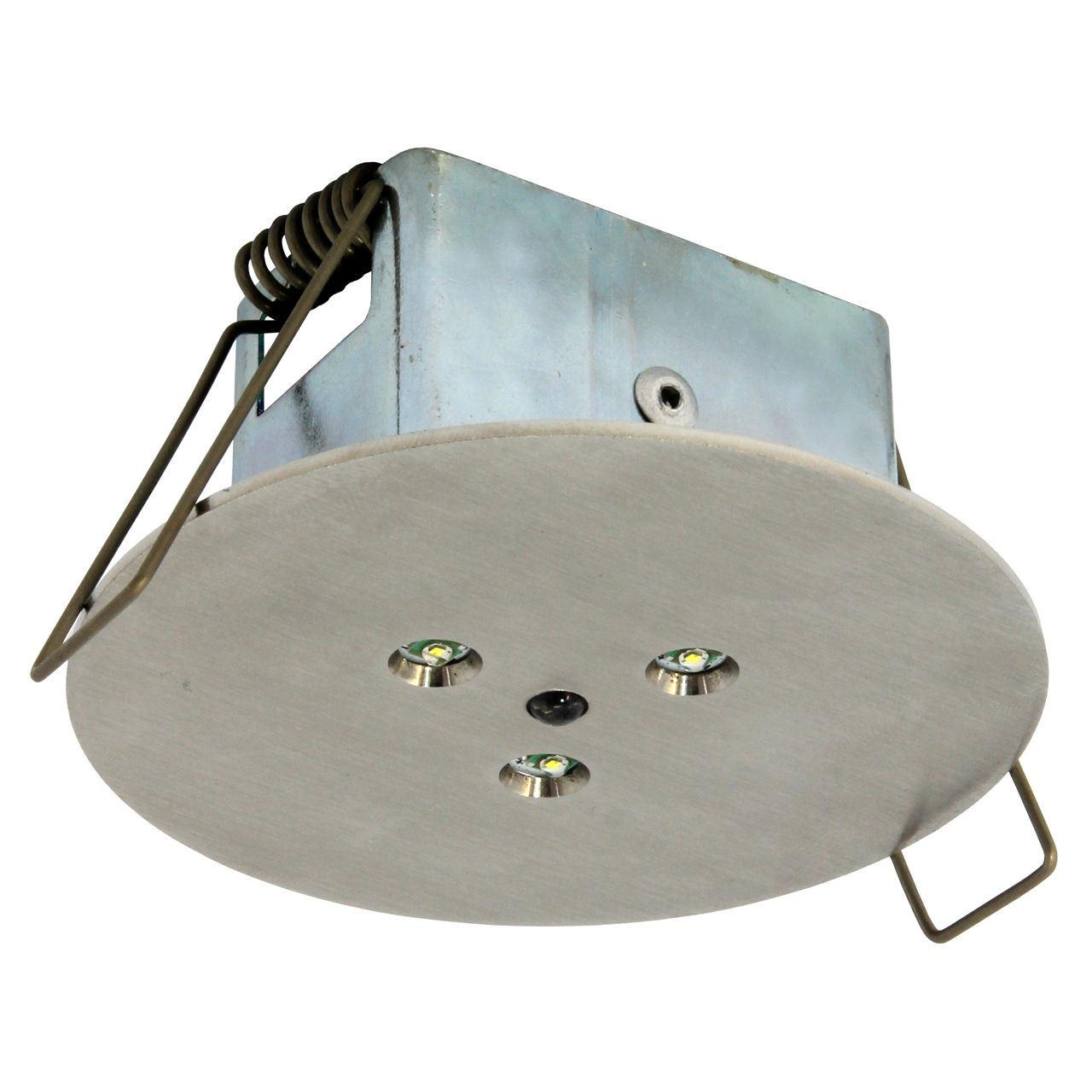Встраиваемый аварийный светильник EYE LED Round Awex