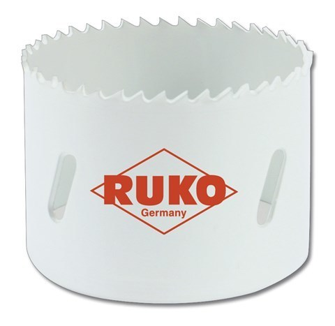 Коронка по металлу RUKO HSS-Co 16 мм 126016