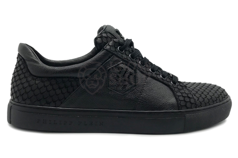 Philipp Plein Men's Talk Slow Black