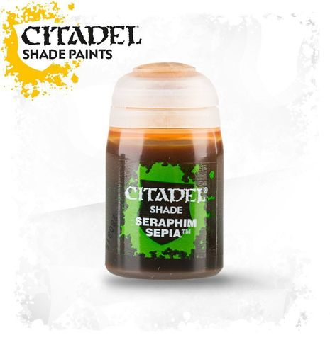 SHADE: SERAPHIM SEPIA (24ML)