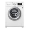 Узкая стиральная машина LG с функцией пара Steam F1296TDS1