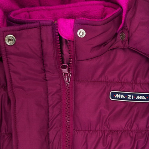 Канадское пальто Mazima Красная планета MW27109