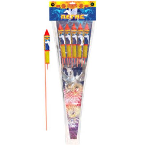 Пегас (1,25х5) Ракета РС2231 (1шт)