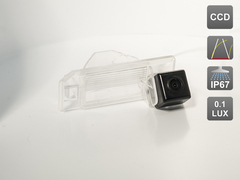Камера заднего вида для Mitsubishi ASX Avis AVS326CPR (#056)