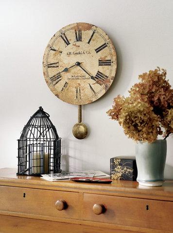Часы настенные Howard Miller 620-257 J. H. Gould and Co.™ II