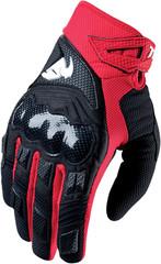 Мотоперчатки - THOR IMPACT (красные)
