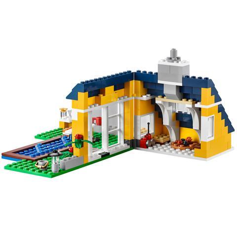 LEGO Creator: Домик на пляже 31035 — Beach Hut — Лего Креатор Создатель