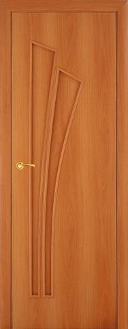 Дверь Фрегат ПГ-011, цвет миланский орех, глухая