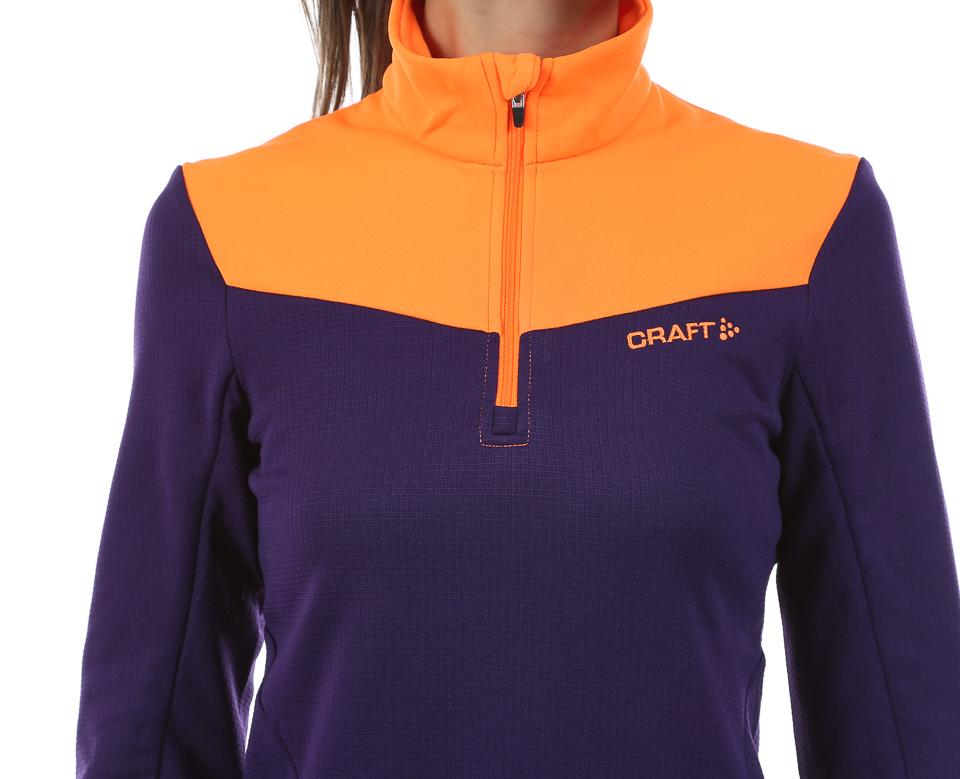 Женская беговая толстовка Craft Shift Free (1903648-2463) фиолетовый