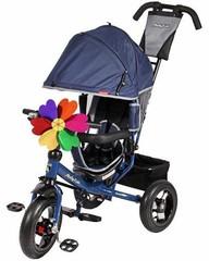 Велосипед Moby Kids Comfort 12x10 AIR Синий (641054)