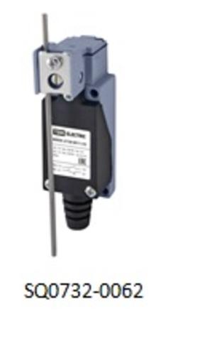 Концевой выключатель ВККН-2159 М11-У2 регулируемый стержень мет. 5А 1з+1р метал. корпус IP65 TDM