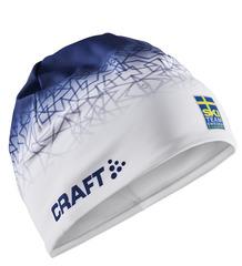 Шапка лыжная Craft Ski Team SWE Thermal - сборной Швеции