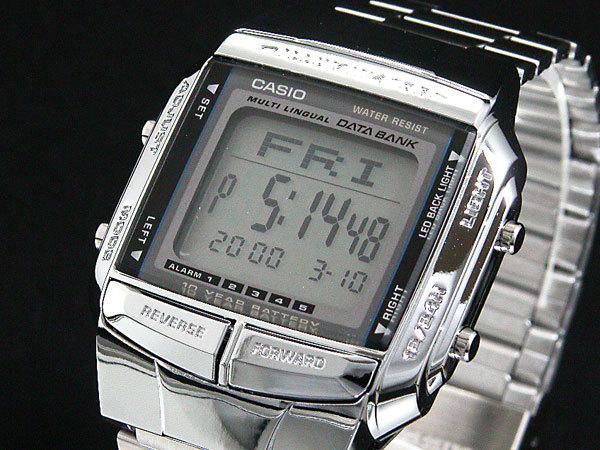 fb20fa23 ... Купить Мужские электронные часы Casio DB-360-1A по доступной цене ...