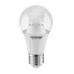 Лампа светодиодная Classic 14SMD E27 8W 2700K шар прозрачный 4690389056796